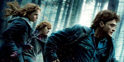 Harry Potter and the Deathly Hallows Part 1: OUTDOOR CINEMA