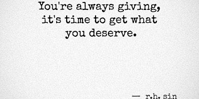 You Deserve... Honoree Brunch