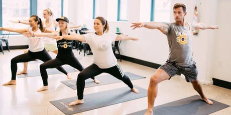 Yoga Sculpt with CorePower Grand Ave | GRAND OPENING EVENT tickets
