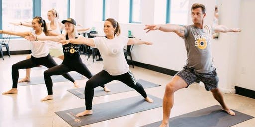 Yoga Sculpt with CorePower Grand Ave | GRAND OPENING EVENT