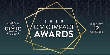 2019 Civic Impact Awards tickets