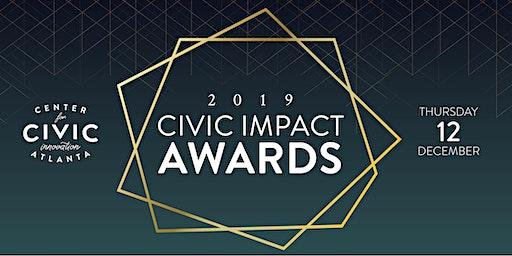 2019 Civic Impact Awards