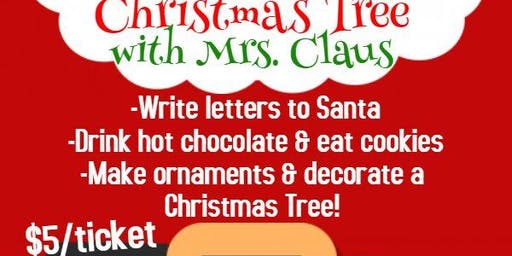 Mrs. Claus Event/SOLD OUT