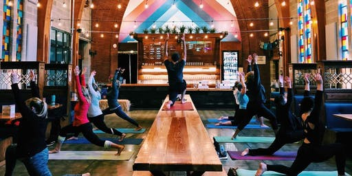 Yoga + Beer @ the Public House