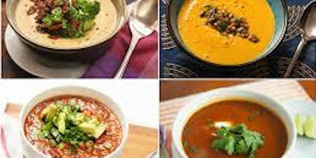 Nestle Inn Cooking Class:Soups for Cold Winter Nights tickets