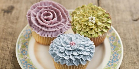 Advanced Cupcake Decorating Class tickets