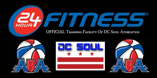 TeQuise DC SOUL 2019-20 GAME TICKETS