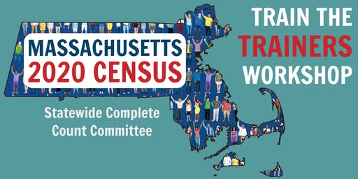 Springfield 2020 Census Train the Trainers Workshop