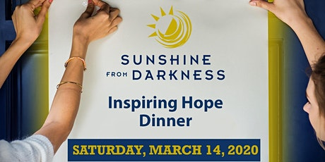 Inspiring Hope Dinner tickets