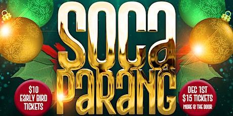 Soca Parang 2019 tickets