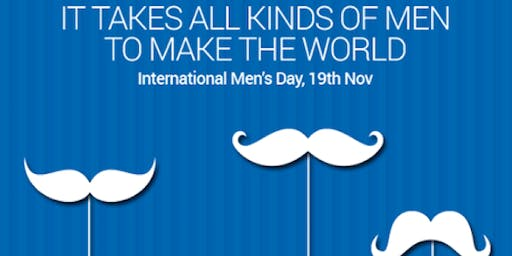 'Lunch and Learn' for International Men's Day