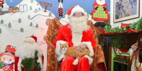 Santa Paws - Bring your cat or dog to see Santa! tickets