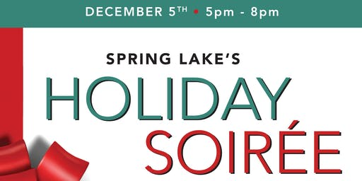 Spring Lake's Holiday Soiree