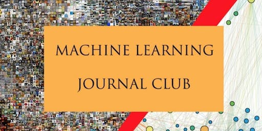 Presentazione Machine Learning Journal Club