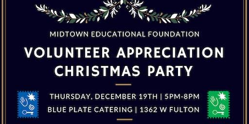 2019 Volunteer Christmas Party