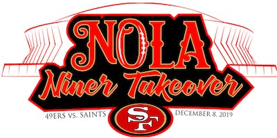 NOLA Niner Takeover WATCH PARTY @ Dave & Buster's!