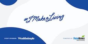 #imakealiving: Innovation in Entrepreneurship
