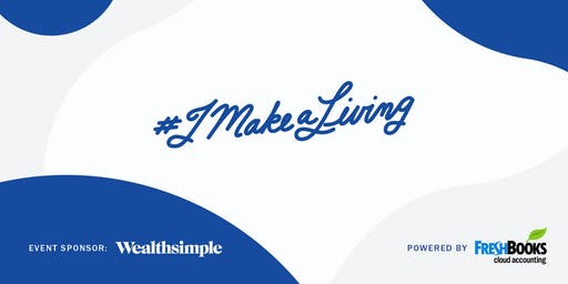 #imakealiving: Innovation in Entrepreneurship