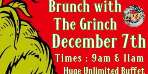 Brunch/Lunch with the Grinch 11:00 AM