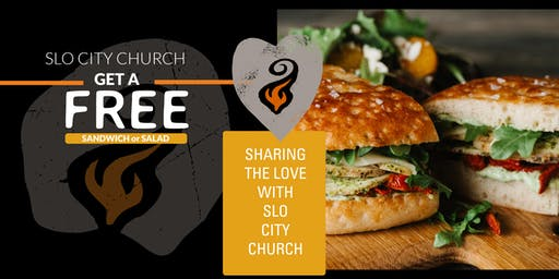 Sharing the Love with SLO City Church