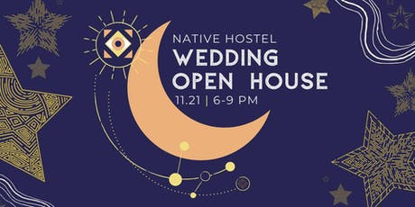 Wedding Open House at Native tickets