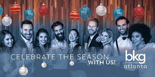 The Inaugural Brokerage Atlanta Christmas Party 2019