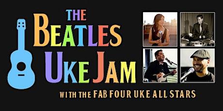Beatles Uke Jam w/Cynthia Lin, Ukulenny, Abe Lagrimas Jr., Steven Espaniola tickets
