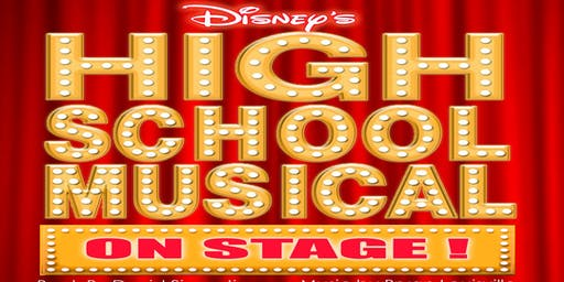 Cy-Springs High School Presenting High School Musical
