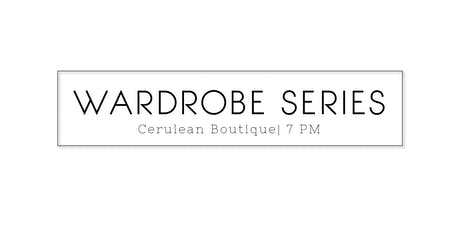 Wardrobe Series: Building a Capsule Wardrobe tickets