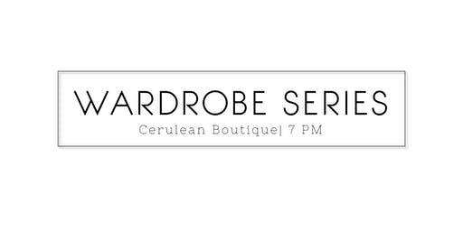 Wardrobe Series: Building a Capsule Wardrobe