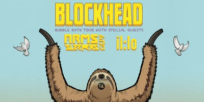 Blockhead, Arms and Sleepers + il:lo | Asheville Music Hall