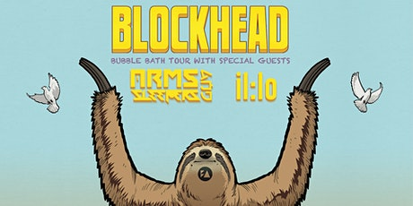 Blockhead, Arms and Sleepers + il:lo | Asheville Music Hall tickets