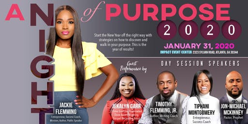 A Night of Purpose 2020
