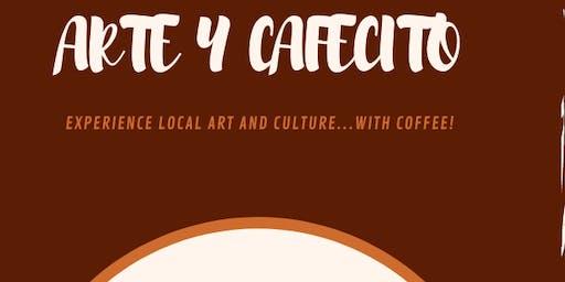 Arte y Cafecito: Family Paint Night with Jose Castro, Local Muralist