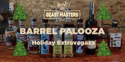 Beast Masters Club Holiday Barrel-Palooza