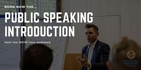 Public Speaking Introduction: How You WOW your Audience tickets