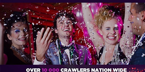 Vancouver New Year's Eve Club Crawl 2020