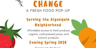 Healthy Change: A Fresh Food Pop-Up