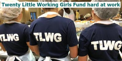 Winter Formal Fundraiser by The Twenty Little Working Girls