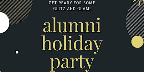 Alumni Holiday Party tickets