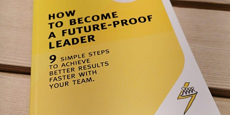 EBBC Antwerp - How To Become A Future-Proof Leader tickets