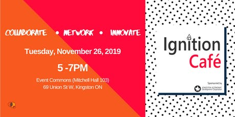 DDQIC Ignition Café (November 2019) tickets