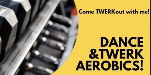 Twerk and Dance Aerobics