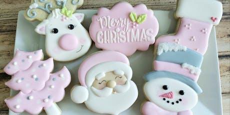 Christmas Beginner Cookie Class tickets