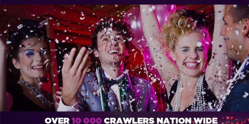 Edmonton New Year's Eve Club Crawl 2020