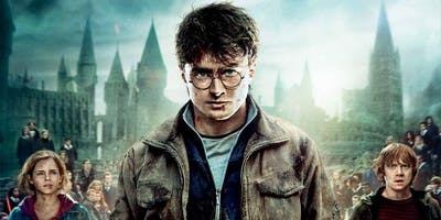 Harry Potter and the Deathly Hallows Part 2: OUTDOOR CINEMA