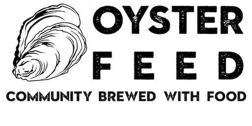 Oyster Feed & Oyster Stout Brew Day