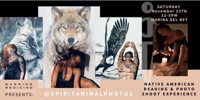 Spirit Animal Photos & Soul Reading Los Angeles
