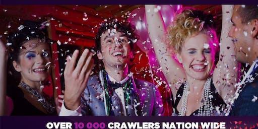 Toronto New Year's Eve Club Crawl 2020