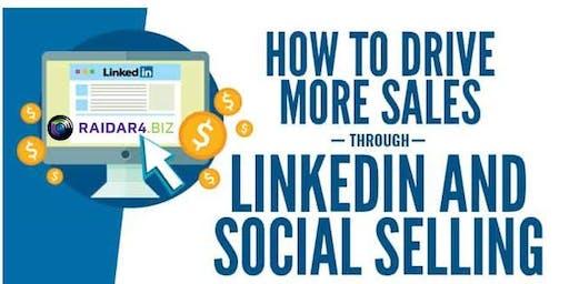 Masterclass van koude naar warme acquisitie met social selling en linkedin!